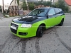 KPMF Celopolep Audi A6 Lime Green&Matt/Black
