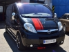 Opel Vivaro - rychlé pruhy KPMF Bright red