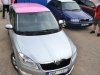 Škoda Fabia KPMF Pink Lesk
